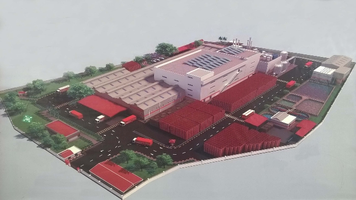 COCA COLA – HA NOI PLANT<br/>NEW PET LINE PROJECT