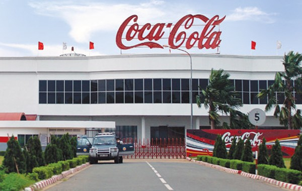 COCA COLA Việt Nam <br/>HCMC SITE MASTER PLANT PROJECT