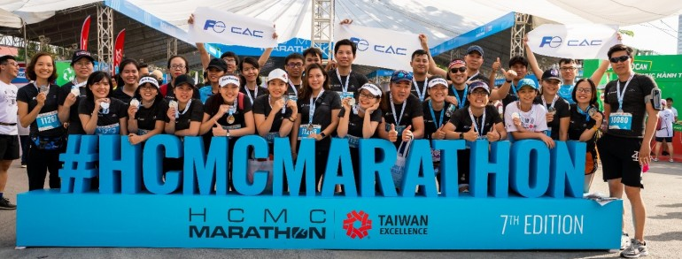 HO CHI MINH CITY MARATHON – 05 JAN 2020