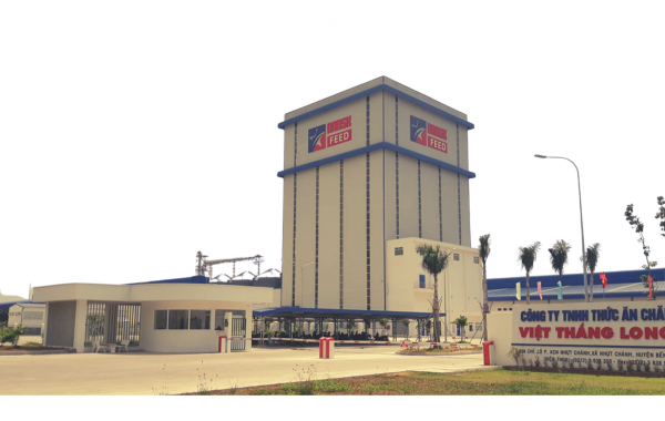 VIET THANG FEED MILL PLANT<br/>GREEN FIELD PROJECT