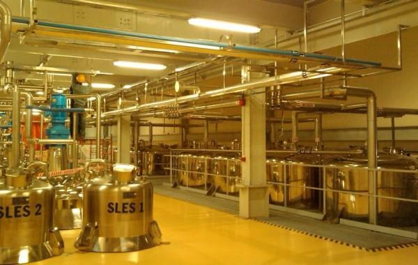 UNILEVER Việt Nam<br/> Nhà máy chất lỏng chăm sóc cá nhân Unilever