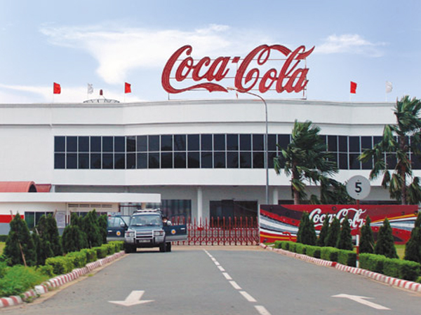 COCA COLA Việt Nam <br/>HCMC SITE MASTER PLANT PROJECT
