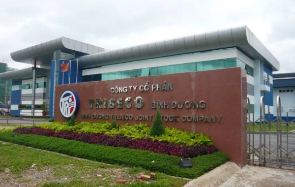 TRIBECO BINH DUONG<br/>NEW SOYA PLANT AND NEW TEA PLANT