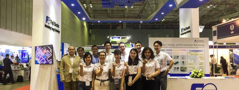ELECTRIC & POWER VIETNAM 2018 (12-14/09/2018)