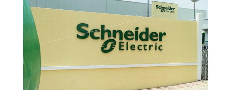 SCHNEIDER ELECTRIC VIETNAM<br/>ROOFTOP SOLAR PHOTOVOLTAIC PLANT