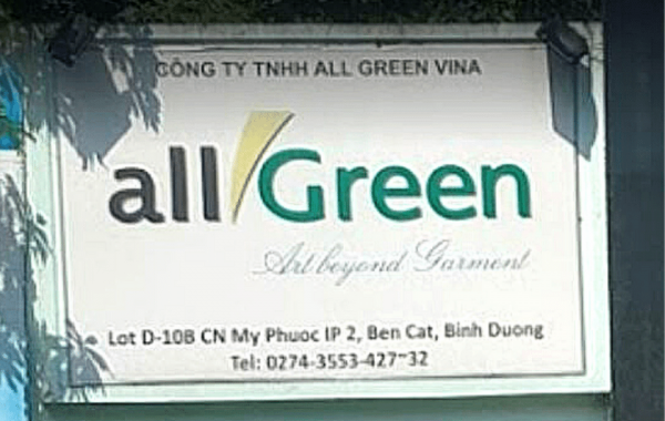 ALL GREEN VINA – ROOFTOP SOLAR PHOTOVOLTAIC PLANT